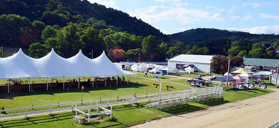 Woodstock Dog Club Show Site